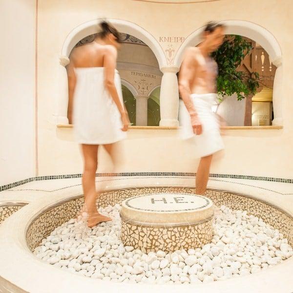 saune e bagni a vapore wellness vitalhotel erica